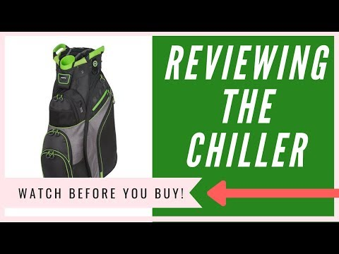 Bag Boy Chiller Golf Bag Review | My Opinion Of The Stand & Cart Bag