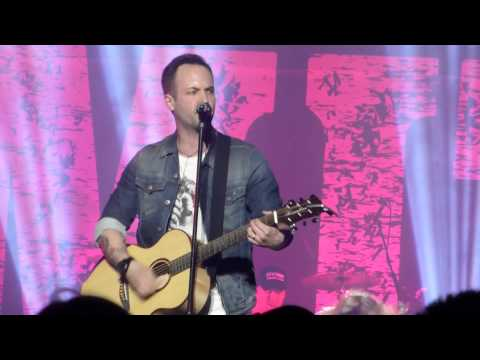 Dallas Smith - Wasting My Time - Edmonton, AB - April 15, 2014 - Rexall Place
