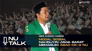 NGOBROL NGALOR-NGIDUL BERSAMA KANG DENI AHMAD HAIDAR | KETUA PW GP ANSOR JABAR