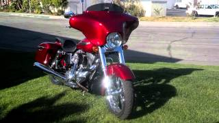 HD Dyna Switchback with Tsukayu Double Boox Fairing - hmong