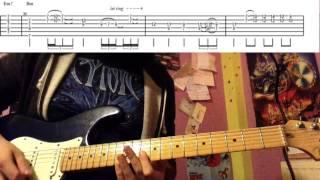 Joe Bonamassa - Stop - Guitar Lesson Full Song!