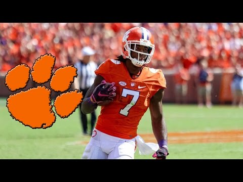 Mike Williams Ultimate Highlights    Clemson Wide Receiver    ᴴᴰ