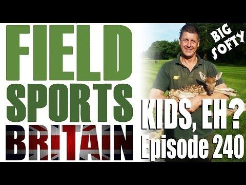 Fieldsports Britain – Crow Goes Soft