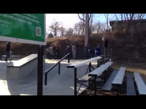 Lawrence kansas skate park