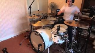 All Time Low - If These Sheets Were States (drum cover)