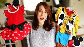 The Cutest Disney Baby Clothes!