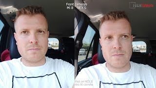 Vivo NEX S Vs Xiaomi Mi 8 Camera Comparison