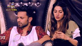 Bigg Boss 14 Update:  Rubina Dilaik & Rahul Vaidya BECOMES Queen & King!