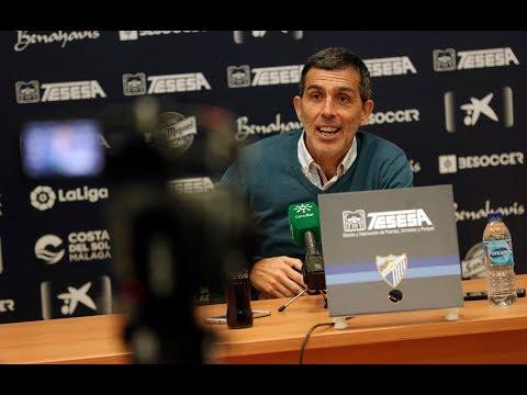 Muñiz advierte de que el Oviedo está haciendo buenos partidos