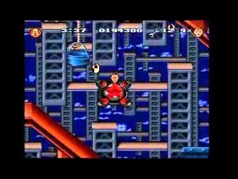 The Incredible Crash Dummies - SPEED RUN in 0:19:23 (Eu) by pootrain (2010 SDA) [SNES]