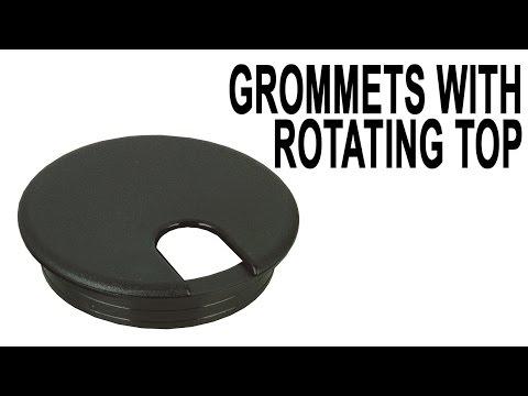 2pc Grommet with Rotating Top | Our Best Selling Grommet