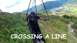 THE  DEATH ZONE  4K #hanggliding