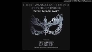 Taylor Swift Ft. Zayn Malik   I Don't Wanna Live Forever 1 HOUR