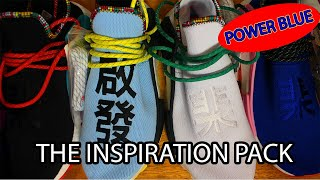"Pharrell X Adidas NMD Hu ""Inspiration Pack"" 