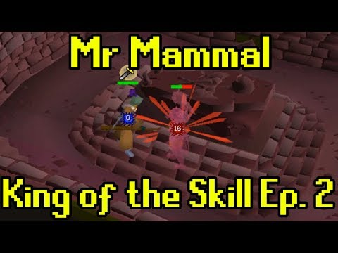 Oldschool Runescape - King of The Skill Adventure (Ep. 2/2)