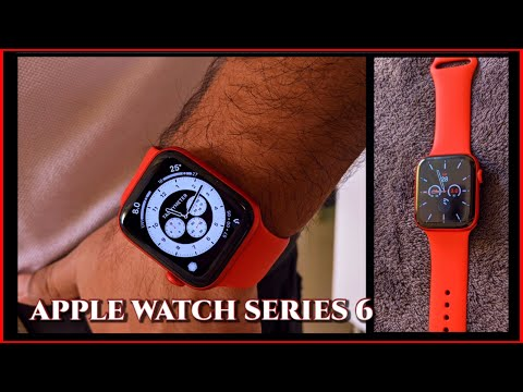 Apple Watch Series 6 Unboxing & First Look | APPLE | new features | smart watch | SONALI'S KITCHEN