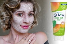 St Ives Apricot Scrub Review WOOOW !
