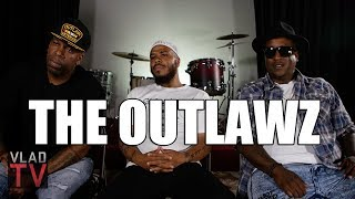 """Edi (Outlawz) on 2Pac Challenging BD's in Chicago for Killing """"Yummy"""" Sandifer"""