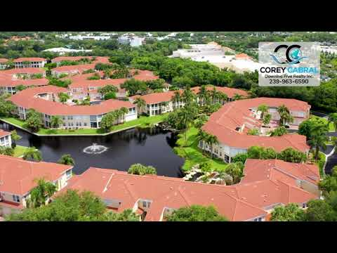 L'Ambiance at Pelican Bay in Naples, Florida fly over video