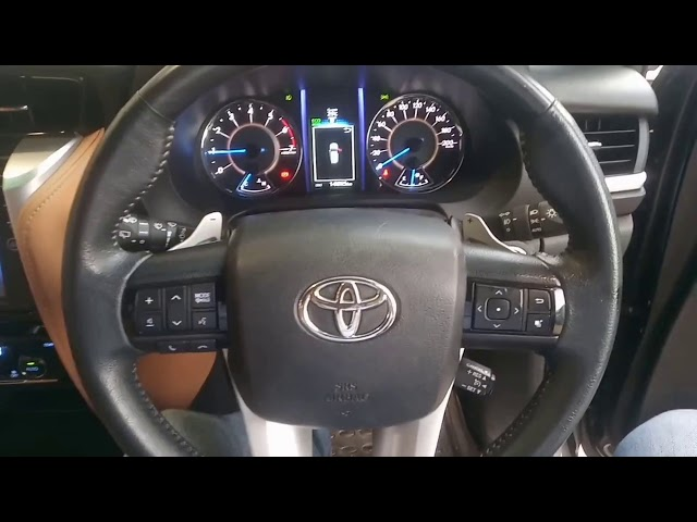 Toyota Fortuner 2.7 VVTi 2019 for Sale in Karachi