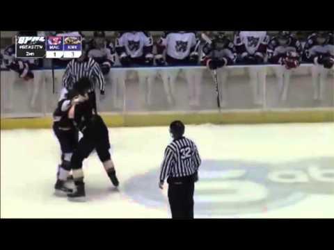 Corey Fulton vs. Travis Howe