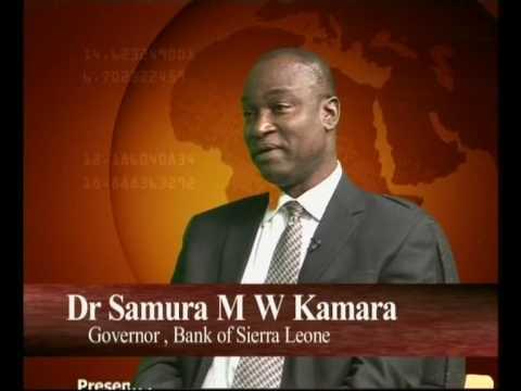 Cynthia Eguridu interviews Dr Samura Kamara Part 2