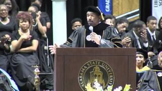 Steve Harvey delivers the ASU Spring Commencement Address