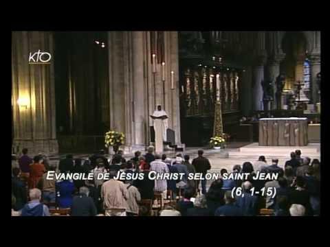 Messe du 17 avril 2015
