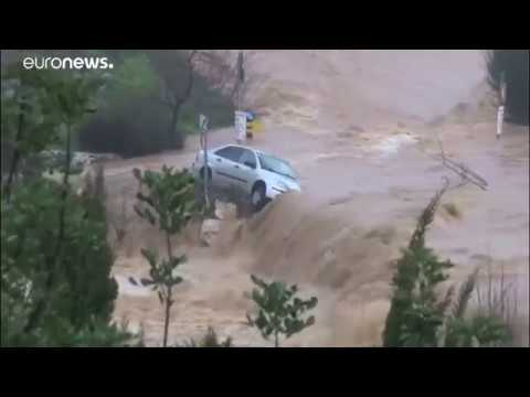 Мужчину спасли в Израиле