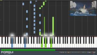 One Piece Opening 15  We Go Synthesia