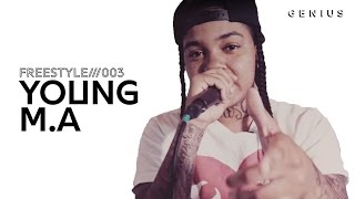 Freestyle 003: Young M.A