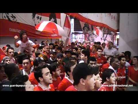 """Gravação CD II GUARDA POPULAR P7"" Barra: Guarda Popular • Club: Internacional"