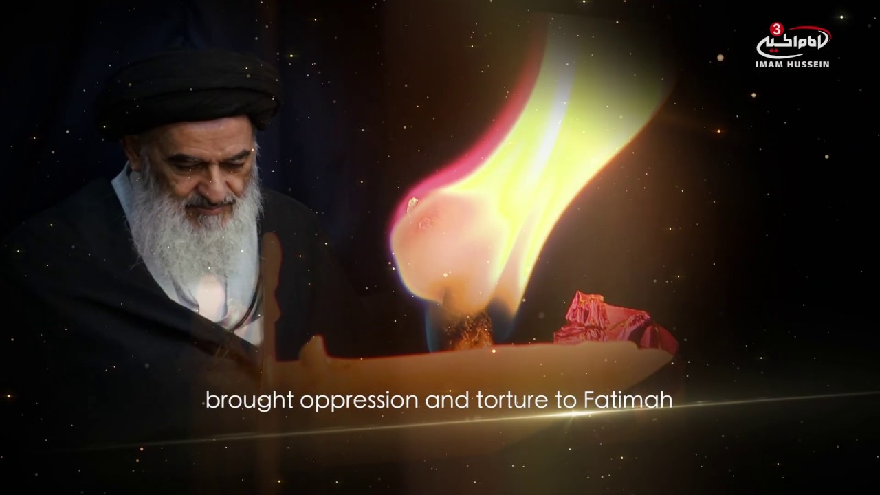 Why was Fatima Zahra (as) martyred?
