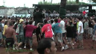 preview picture of video 'Tradicional jaleo fiestas Es Castell 2009'