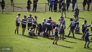 preview picture of video 'Wellington Women's Rugby Final 2014 - Northern United vs Oriental-Rongotai - Extra Time #23'
