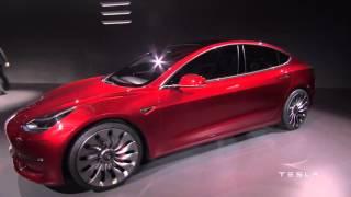 """Tesla 3, así es el coche eléctrico """"para todo el mundo"""""""