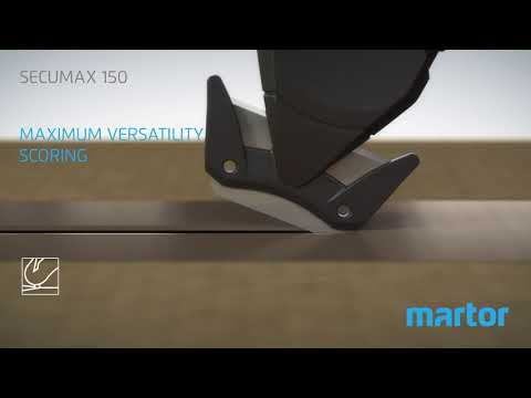 Martor SECUMAX 150 Safety Knife Product Information