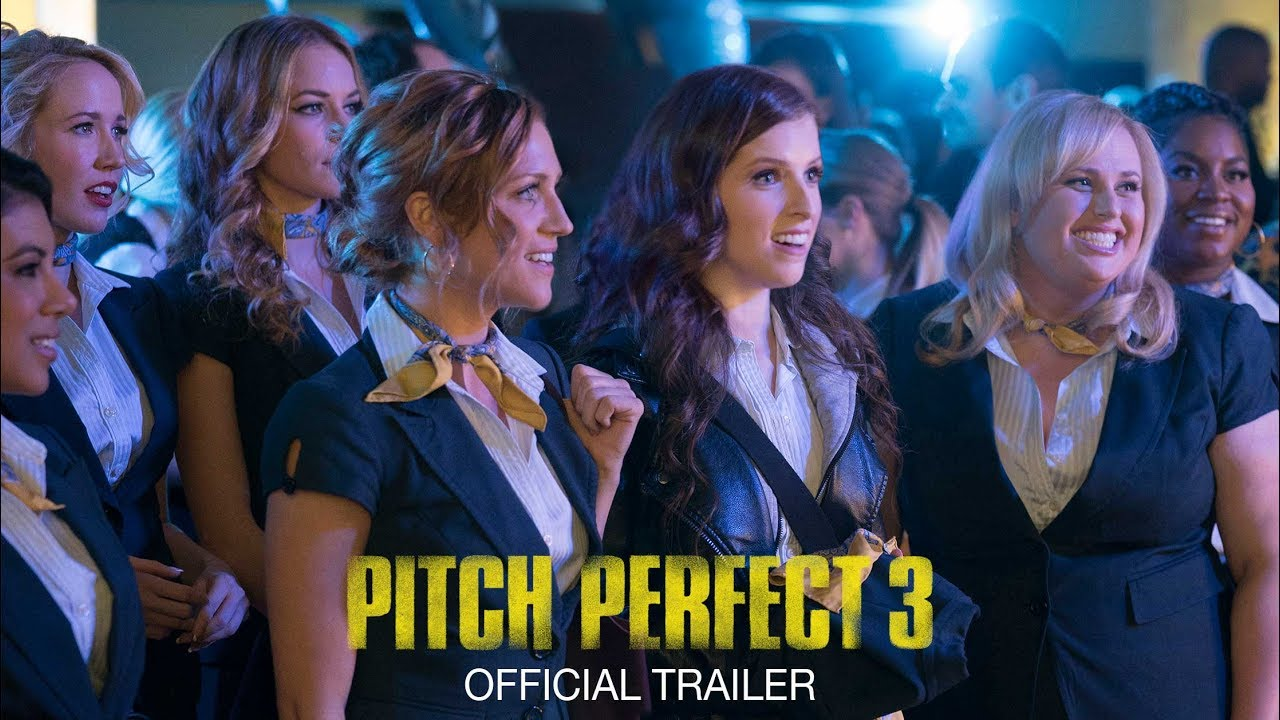 Video trailer för Pitch Perfect 3 - Official Trailer [HD]