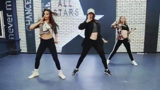 Major Lazer - Bumaye.Choreography Karina Kaznova (Unity Crew).All Stars Workshop 01.2016