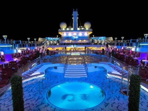 Royal Princess Cruise Ship Tour and Review – Cruise Fever