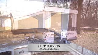 Coachmen Clipper 860QS