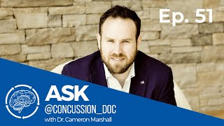 RED FLAGS, Home Tips & Sleeping After A Concussion | Ask Concussion Doc Ep. 51 (2020)