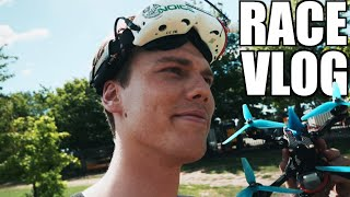My FIRST time on 6s!!! Race Vlog