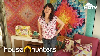 Home Tour: Andromeda Dunker, the Voice of HGTV's House Hunters | HGTV