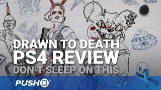 Drawn to Death PS4 Review: Don