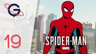 SPIDER-MAN PS4 FR #19 : Chasse aux pigeons