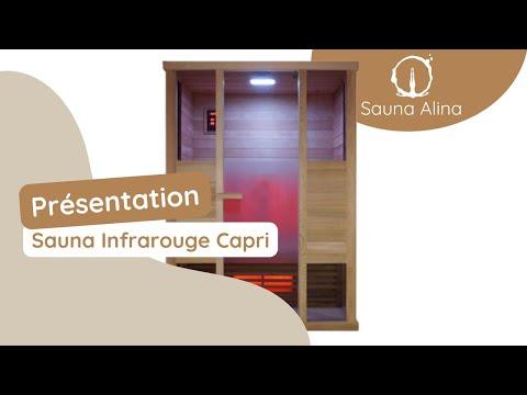 Video Youtube Sauna Infrarouge Capri