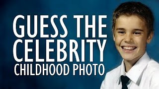 Guess The Celebrity Childhood Photo (part 2)