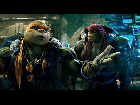 Teenage Mutant Ninja Turtles 2 'Chase' TV Spot