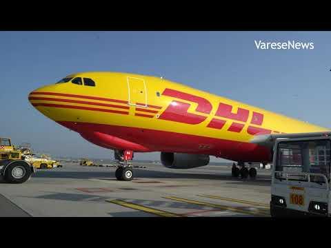 """A Malpensa il nuovo hub di DHL: """"Il centro logistico più avanzato del mondo"""""""